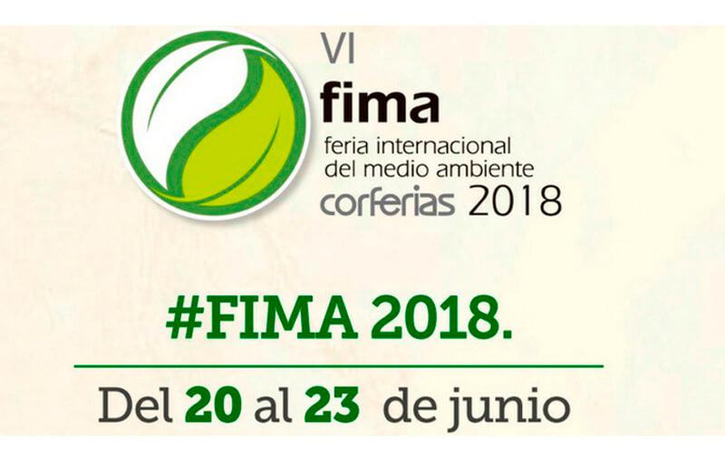 CAIA Ingeniería presente en la Feria Internacional del Medio Ambiente FIMA 2018