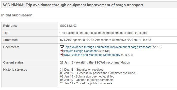 CAIA Propone nueva metodología para proyectos de reducción de GEI