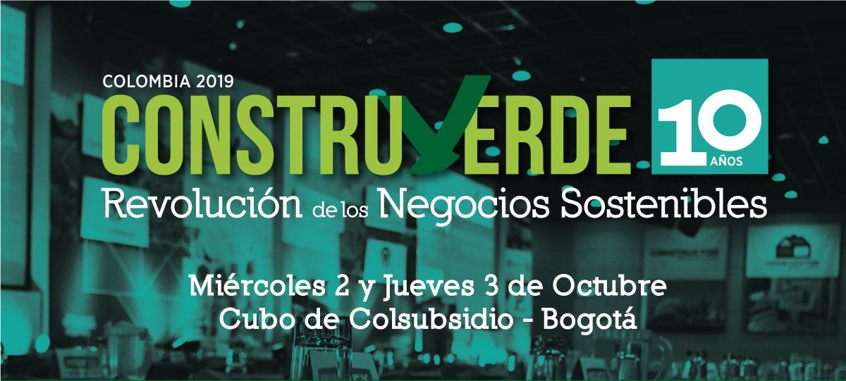 Construverde Colombia 2019